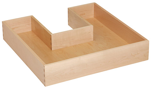 U-Shaped Drawer
